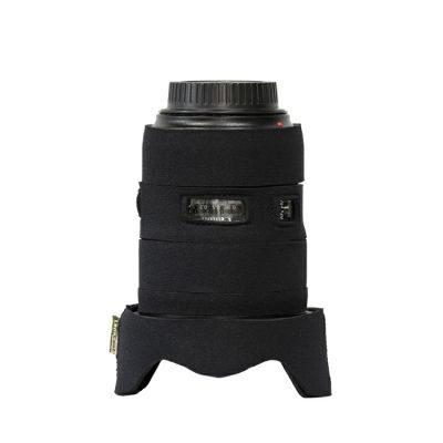 LensCoat voor Canon 24-70L f/2.8 II Zwart