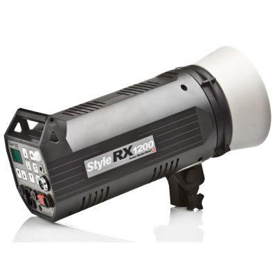 Elinchrom Compact Style RX 1200 Flitskop VERHUUR