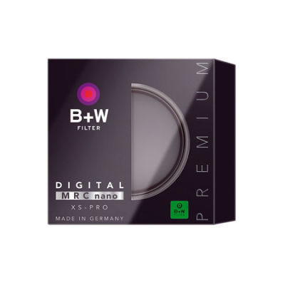 B+W 007 Neutral Clear Protect Filter MRC Nano XS-Pro 58mm