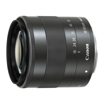 Canon EF-M 18-55mm f/3.5-5.6 IS STM objectief