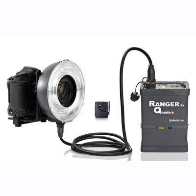 Elinchrom Ranger Quadra RX Li-ion + Ringflits Eco Set