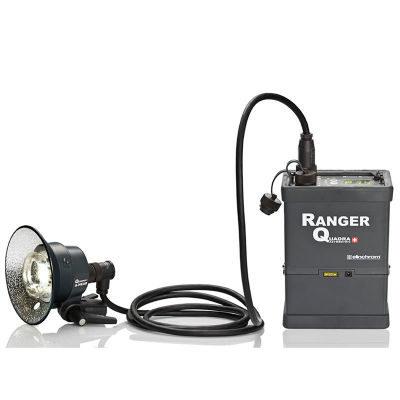 Elinchrom Ranger Quadra RX Standard Set S Li-ion