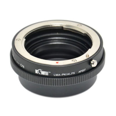 Kiwi Photo Lens Mount Adapter LMA-PK(A)_FX