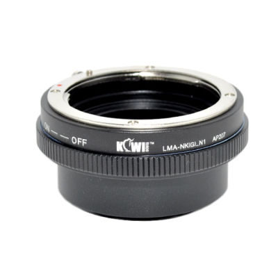 Kiwi Photo Lens Mount Adapter (Nikon G naar Nikon 1)