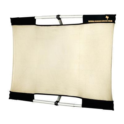 Sunbounce Micro Mini Traveller Kit Zebra / White (60 x 90 cm)