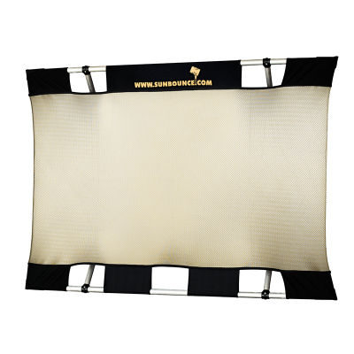 Sunbounce Mini Kit Zebra Gold / Silver (90 x 125 cm)