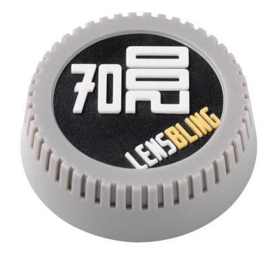 BlackRapid LensBling 70-200 Nikon lensdop