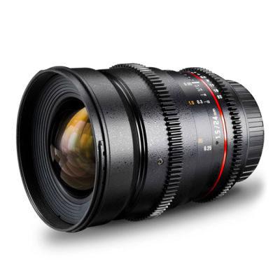 Samyang 24mm T1.5 ED AS IF UMC Nikon VDSLR objectief