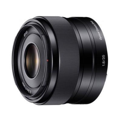 Sony NEX 35mm f/1.8 OSS objectief