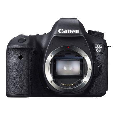 Canon EOS 6D DSLR Body