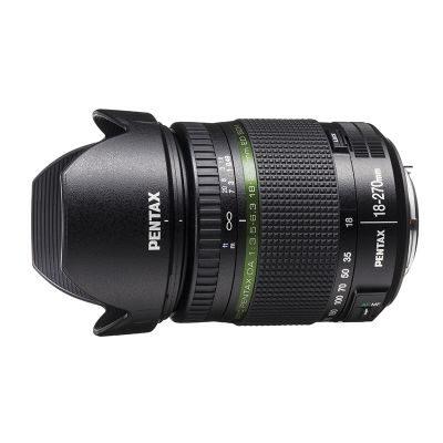 Pentax DA 18-270mm f/3.5-6.3 SDM objectief