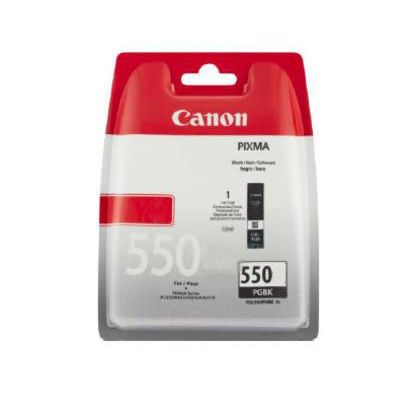 Canon Inktpatroon PGI-550 PGBK Black