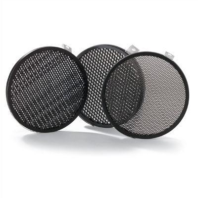 Bowens 1864 set of 3 disc grids (BW1864)