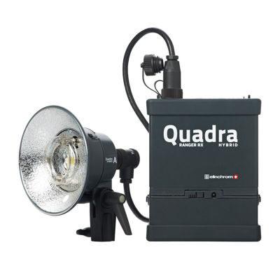 Elinchrom Ranger Quadra Hybrid Set - LI-ION standaard A
