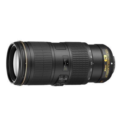 Nikon AF-S 70-200mm f/4.0G VR ED objectief