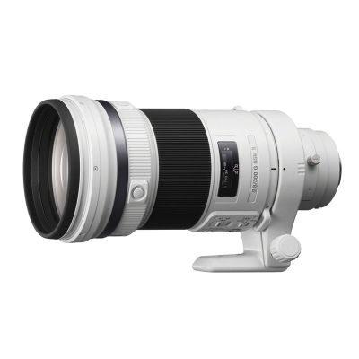 Sony 300mm f/2.8 G SSM II objectief