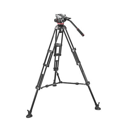 Manfrotto MVH502A + 546BK Pro Video Kit