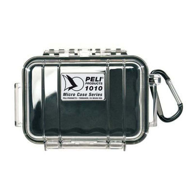 Peli Micro 1010 Clear/Black