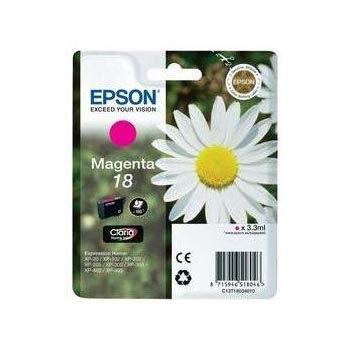 Epson Inktpatroon 18 - Magenta Standard Capacity