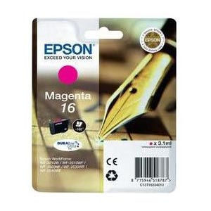 Epson Inktpatroon 16 - Magenta Standard Capacity