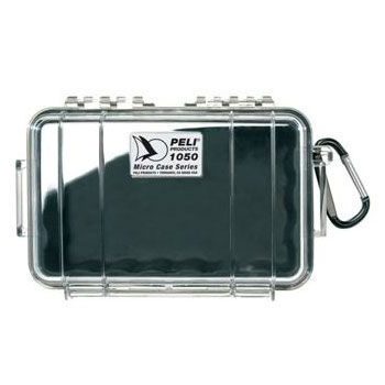Peli Micro 1050 Clear/Black