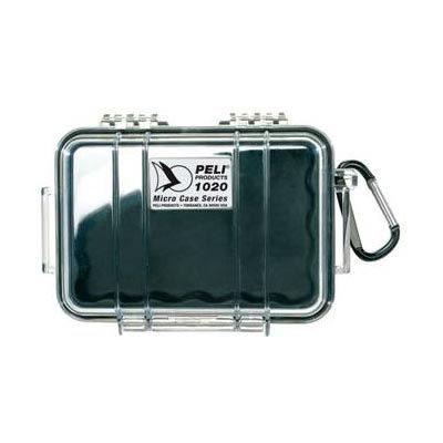 Peli Micro 1020 Clear/Black