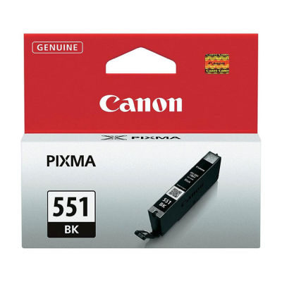 Canon Inktpatroon CLI-551 - Black