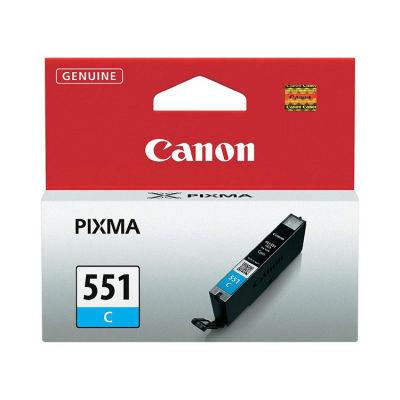 Canon Inktpatroon CLI-551 - Cyan