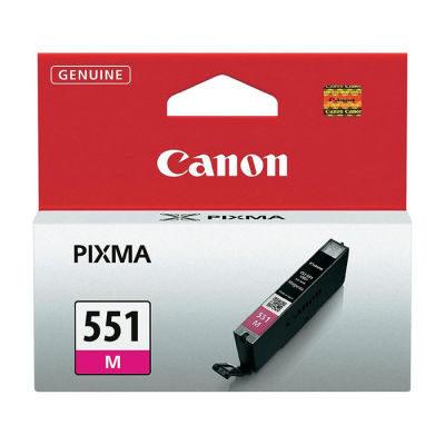 Canon Inktpatroon CLI-551 - Magenta