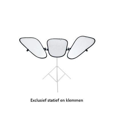Lastolite Triflector MK2 Paneel Zilver/Wit