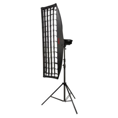 Godox Softbox Bowens Mount + Grid - 50x130cm