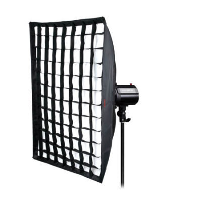 Godox Softbox Bowens Mount + Grid - 90x90cm