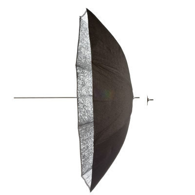 Godox UB-L3 Flitsparaplu Zwart/Zilver (150cm)