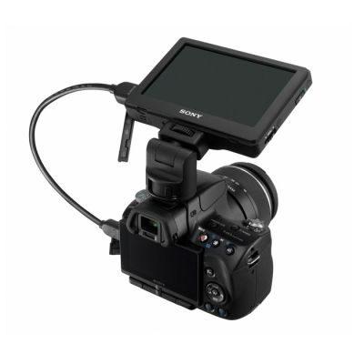 """Sony CLM-V55 5"""" Clip-on lcd-scherm"""