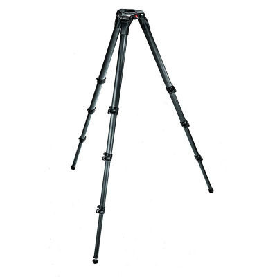 Manfrotto 536 MPRO Carbon Fibre 3-Stage Video Tripod