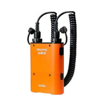 Godox PB960 Propac Power Pack voor Flitsers Oranje