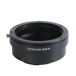 Kipon Lens Mount Adapter (Canon EF naar Canon M)