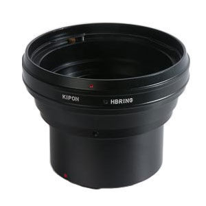 Kipon Lens Mount Adapter (Hasselblad naar Canon M)