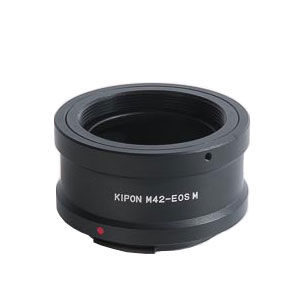 Kipon Lens Mount Adapter (M42 naar Canon M)