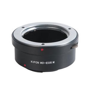 Kipon Lens Mount Adapter (Minolta MD naar Canon M)