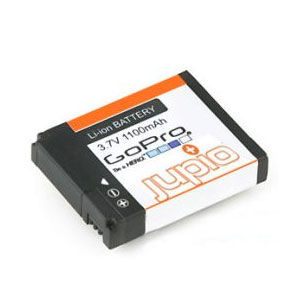 GoPro Rechargeable Battery voor HD Hero 3+ (Merk Jupio)