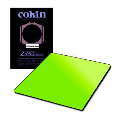 Cokin Filter Z006 Yellow Green