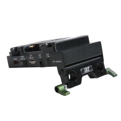 LanParte Gold Mount Battery Pinch ABP-01