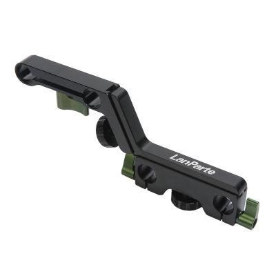 LanParte Adjustable Offset Clamp