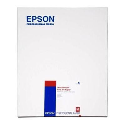 Epson Ultrasmooth Fine Art Paper, A3+, 325g/m², 25 Vel