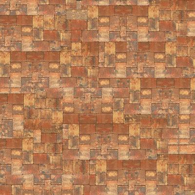 Savage Floor Drop Rustic Pavers - 1.50 x 2.10 meter