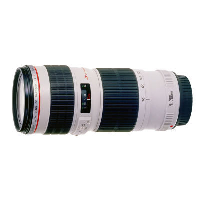 Canon EF 70-200mm f/4.0L USM objectief - Occasion