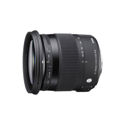 Sigma 17-70mm f/2.8-4.0 DC HSM Macro Contemporary Sony objectief