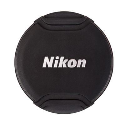 Nikon LC-N55 Lensdop Nikon 1 Zwart