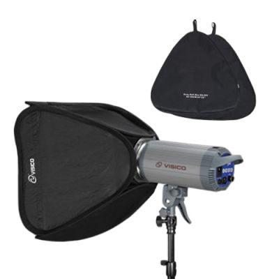 Visico EasyBox EB-064 Flashgunholder met Bowens Mount (40 x 40cm)